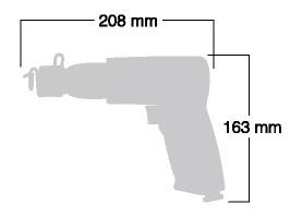 Búa đục hơi Shinano SI-4120A