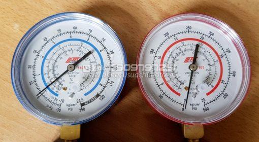 Bộ đồng hồ sạc gas R134a JTC 1105