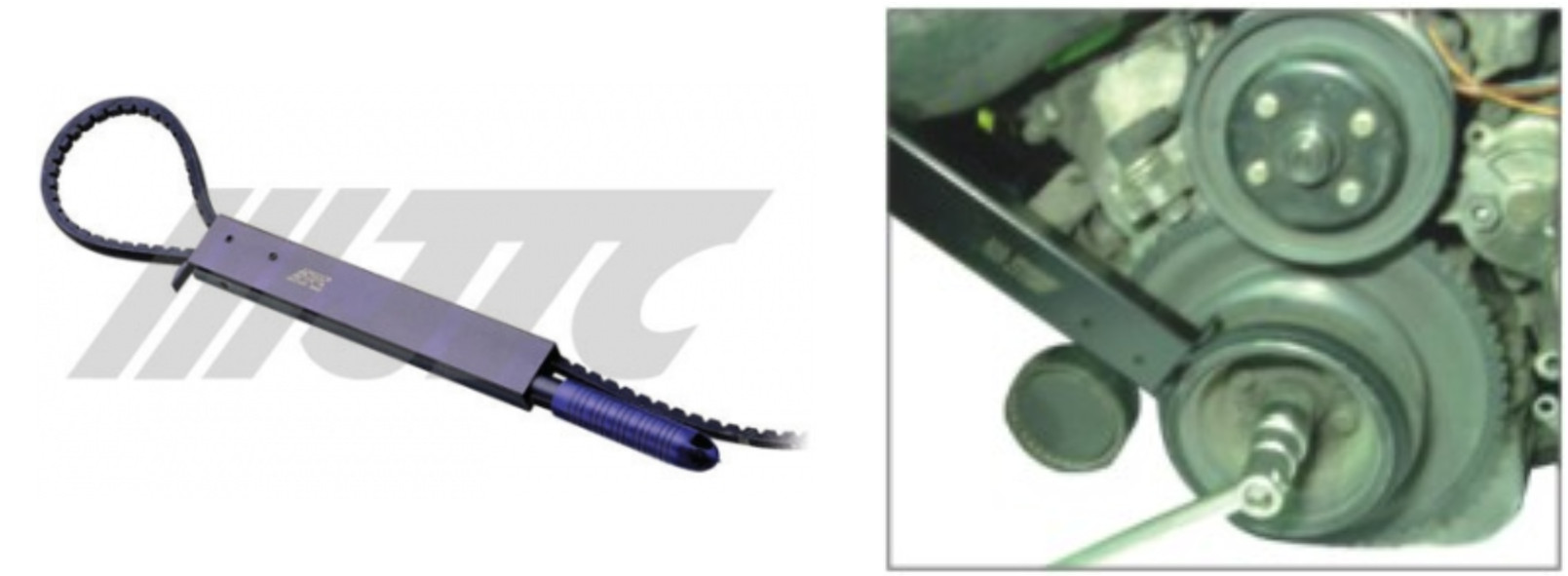 Dụng cụ giữ puly JTC 1901