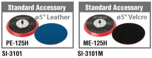 Máy chà nhám tròn 5 inch Shinano SI-3101