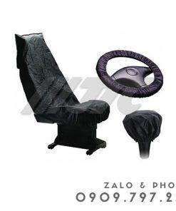 Phủ ghế vô lăng cần số JTC AM99